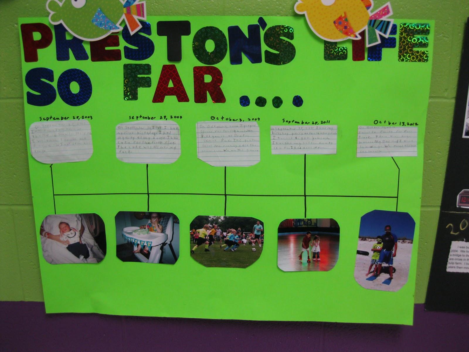 Timeline projects   Timeline project, Kids timeline, Life ...  Creative Timeline Project Ideas